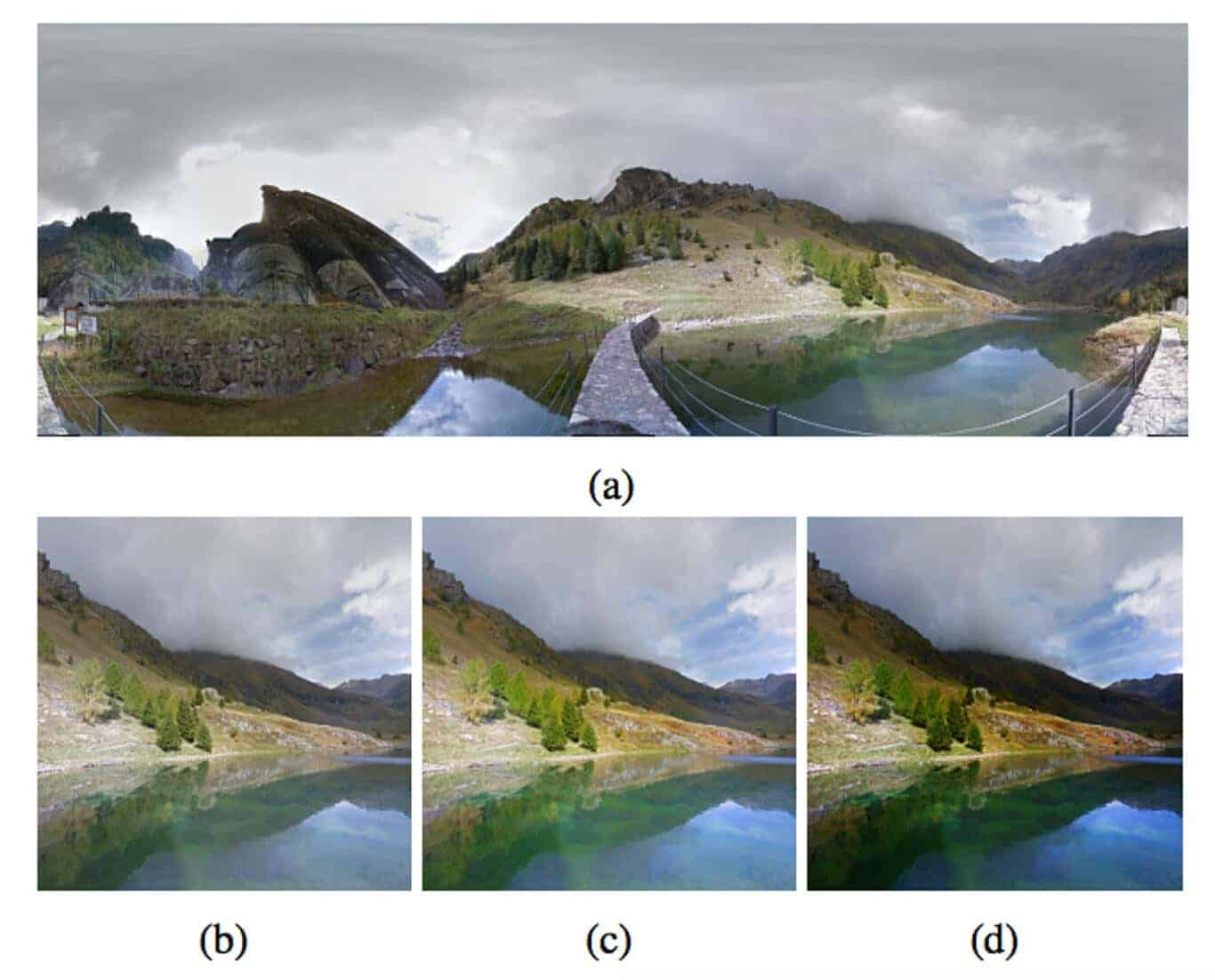 Google Deep Learning Photography 2