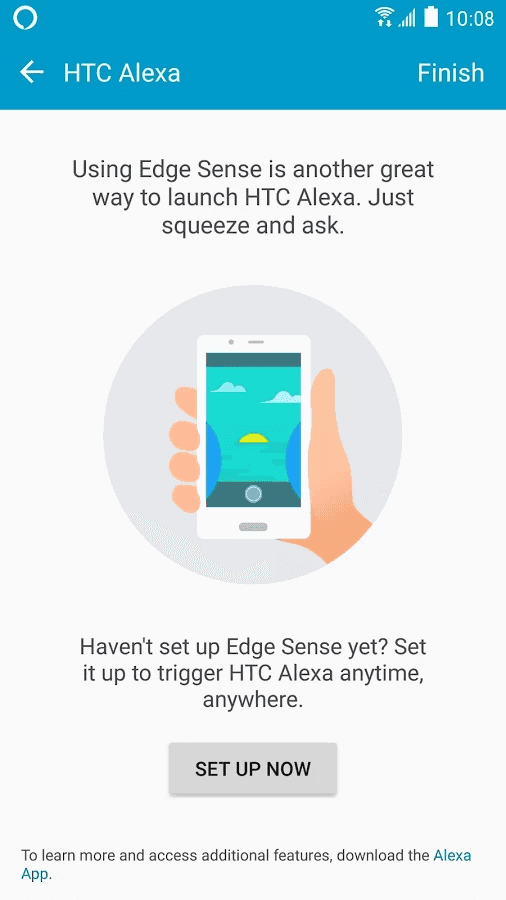 HTC Alexa app official image 2