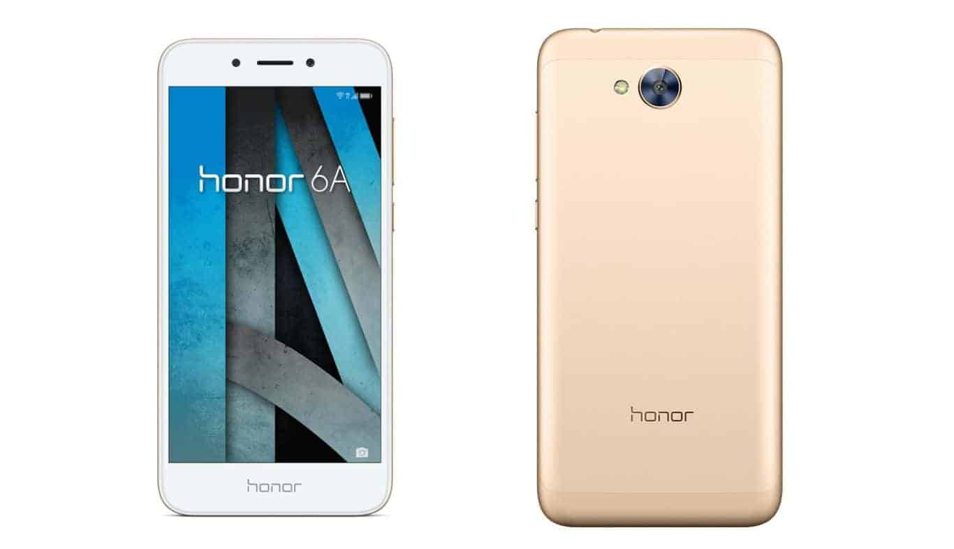 Huawei's Honor 6A Arrives In Europe, Priced At €169 ...