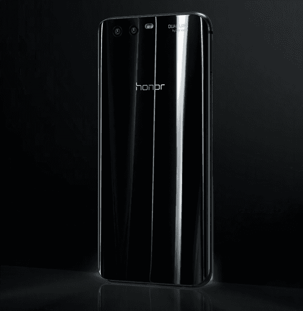 Honor Intros Black Honor 9 Model In China 6gb Of Ram In