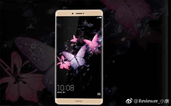 Honor Note 9 Leak Weibo 2
