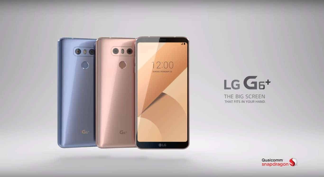 Video Watch Lg Try To Sell You On Lg G6 Plus In 30