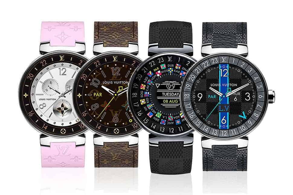louis vuitton enters smartwatch market with tambour