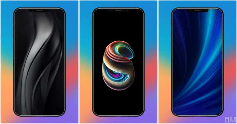 Get A Taste Of Xiaomi's MIUI 9 With These Stock Wallpapers