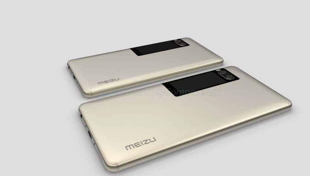 Meizu PRO 7 and PRO 7 Plus renders OnLeaks 3