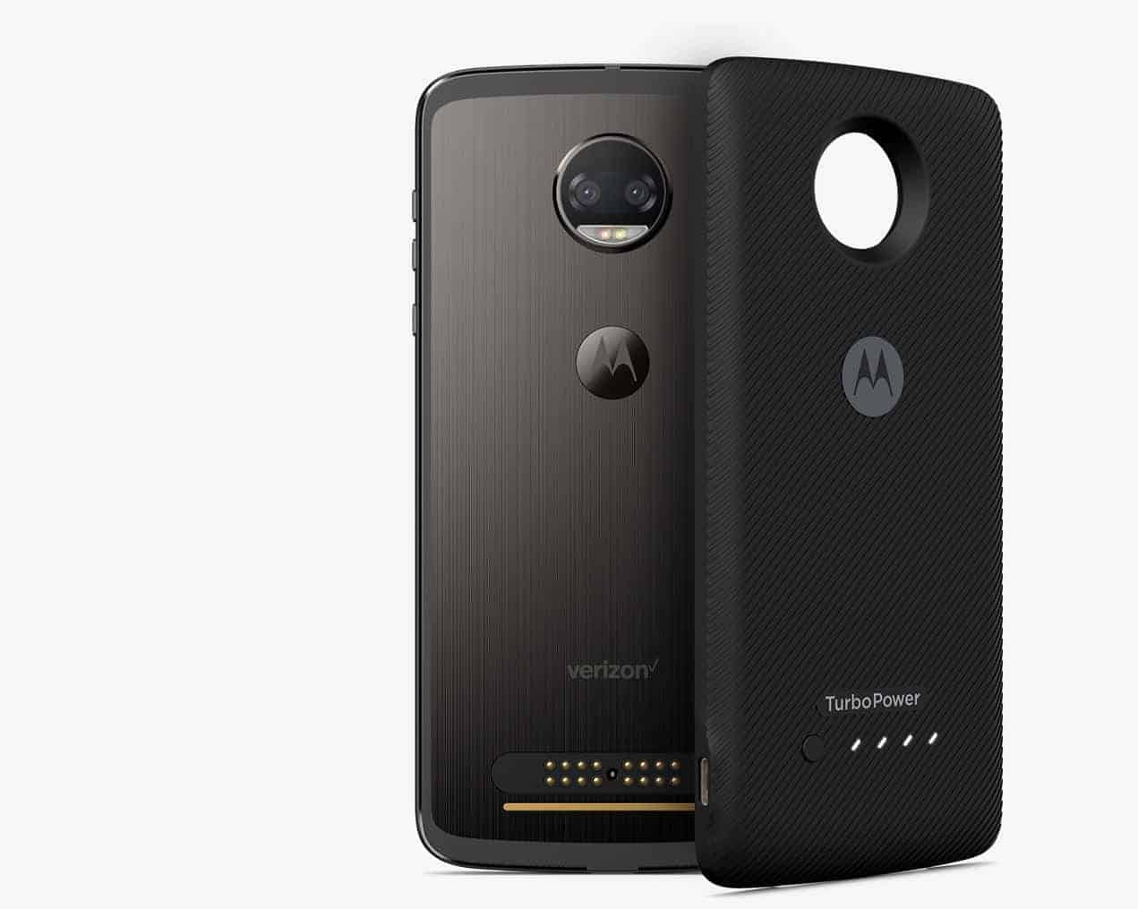Moto Z2 Force Edition Official Promo Render 3