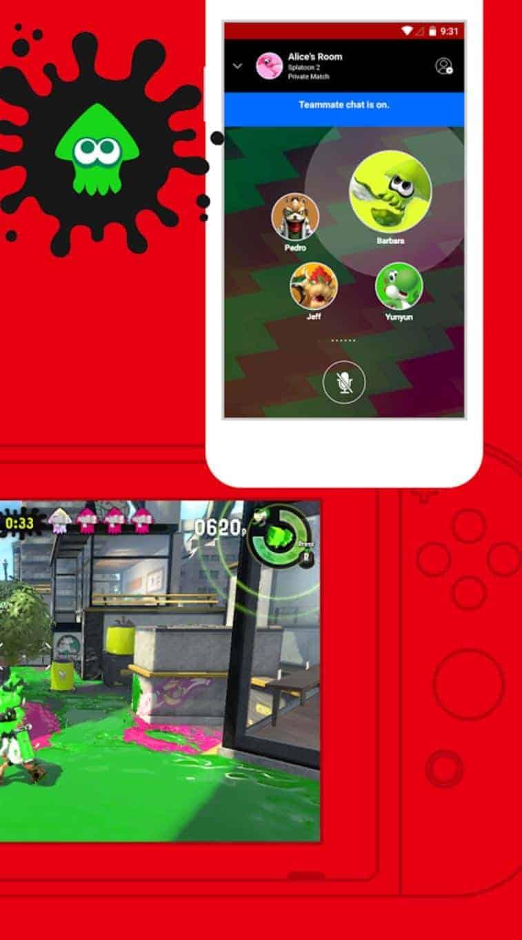 Nintendo Switch Online 5