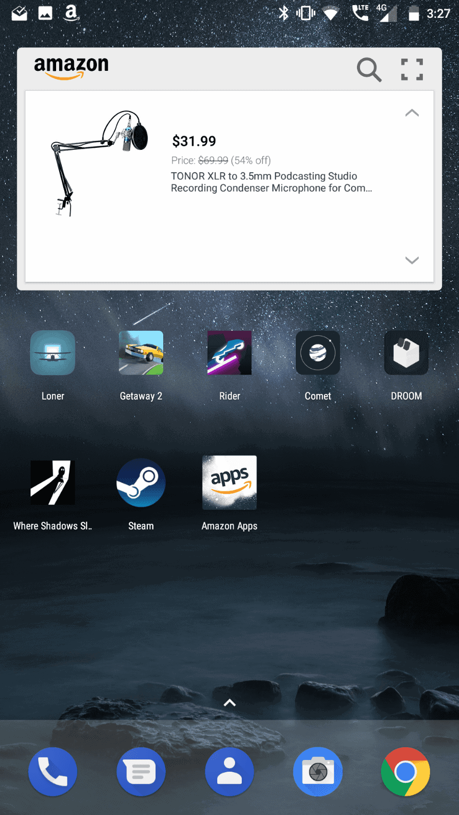 Nokia 6 AH NS screenshots amazon offers 3