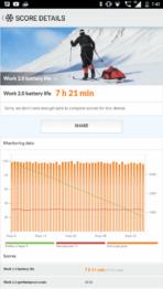 Nokia 6 AH NS screenshots battery test