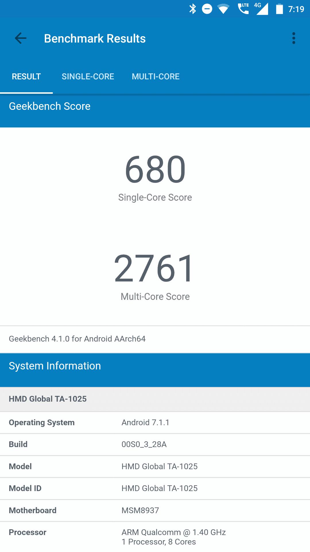 Nokia 6 AH NS screenshots benchmark 05