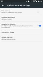 Nokia 6 AH NS screenshots benchmark wireless 2