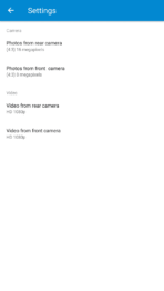 Nokia 6 AH NS screenshots camera 7