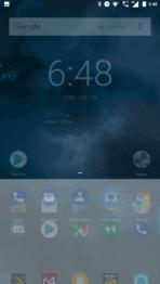 Nokia 6 AH NS screenshots launcher app drawer 2