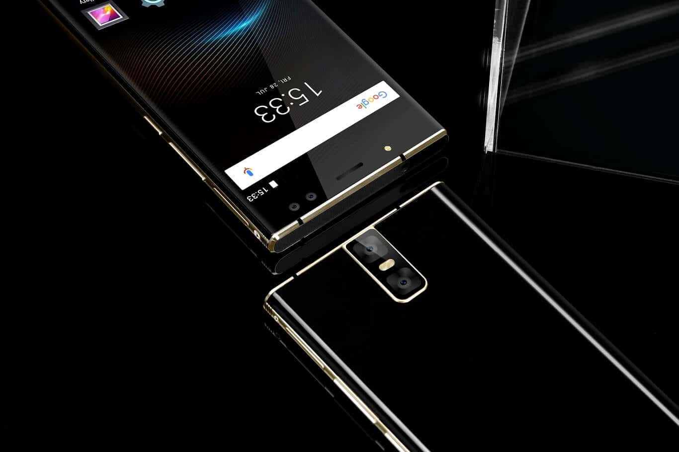 OUKITEL K3 Comes With Big Battery, Xperia-Inspired Design ...