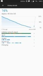 OnePlus 5 911 Battery Drain 2
