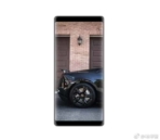 Possible Galaxy Note 8 leaked Render 02