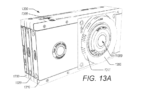 RED Hydrogen One Patent 1 AH