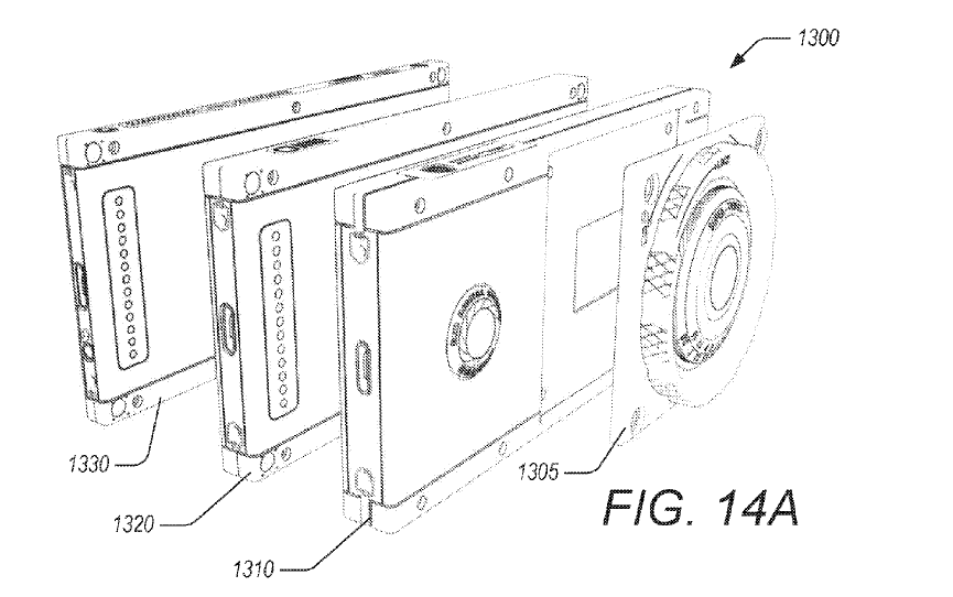 RED Hydrogen One Patent 3 AH