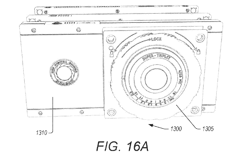 RED Hydrogen One Patent 6 AH