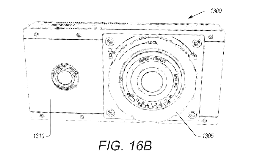 RED Hydrogen One Patent 7 AH