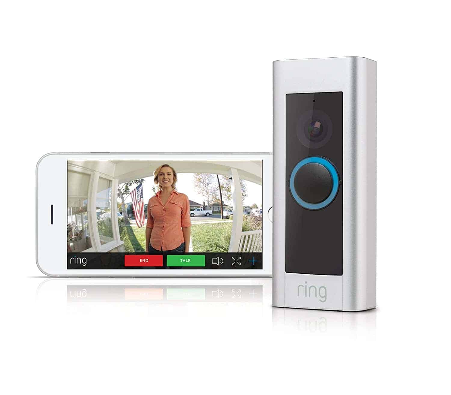 Amazon Prime Day 2017 Ring Video Doorbell Pro 29 Off 7