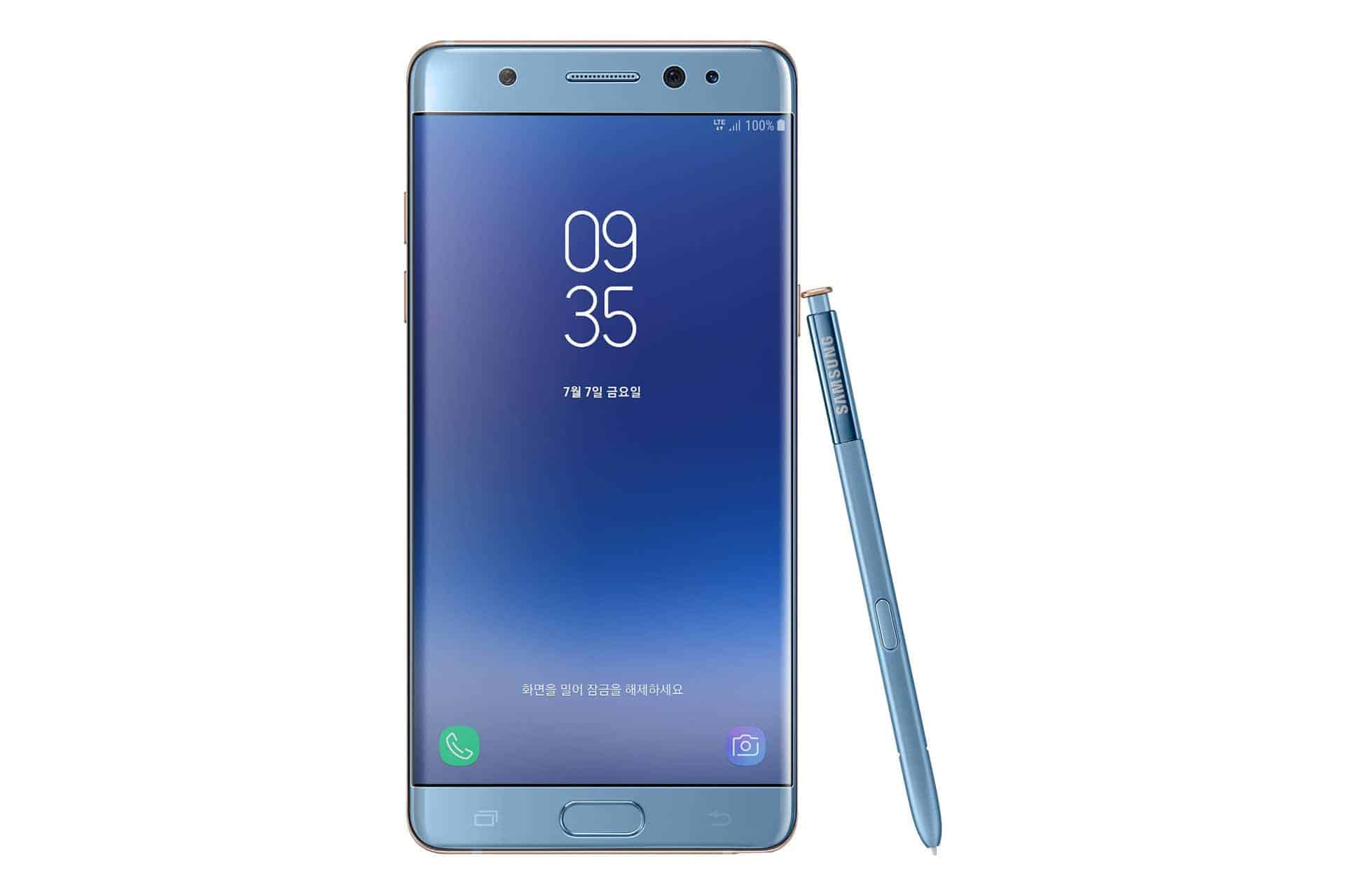 samsung galaxy note fan edition is official priced at