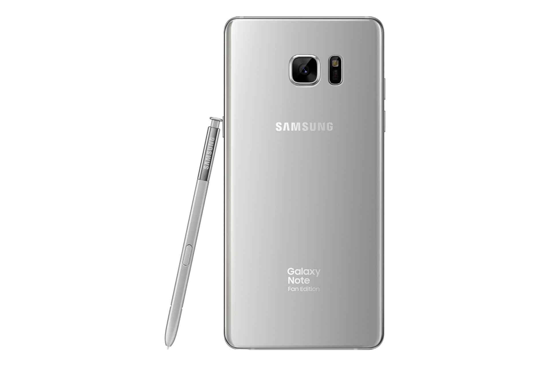 Samsung Galaxy Note Fan Edition Promo 7