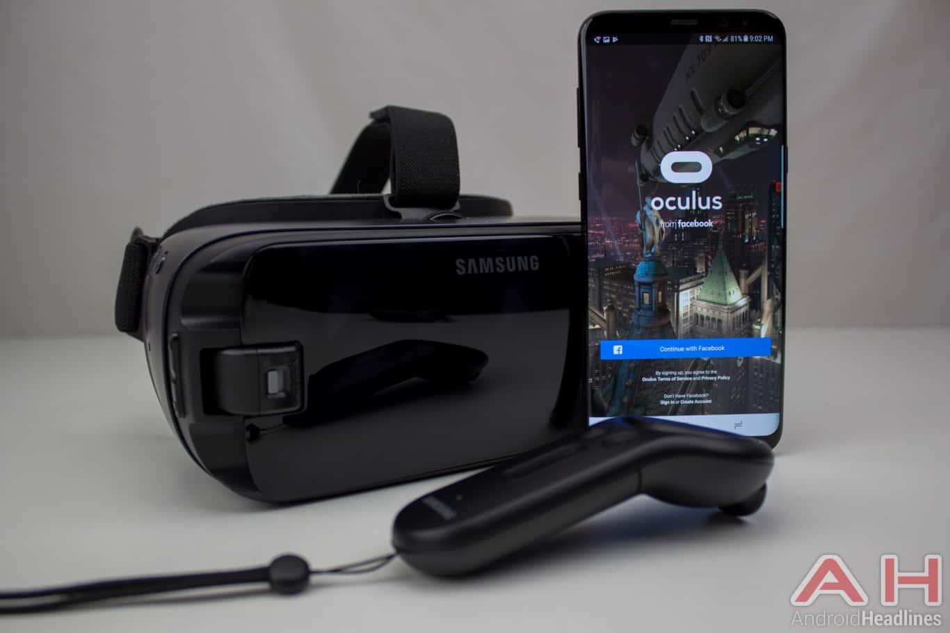 Samsung Gear VR 2017 AH NS 01