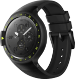 Sport black dial right side