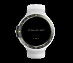 Sport white Google Assistant