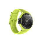 Sport yellow dial fastened