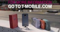 T-Mobile Unboxes The Moto Z2 Force At 60 Miles Per Hour