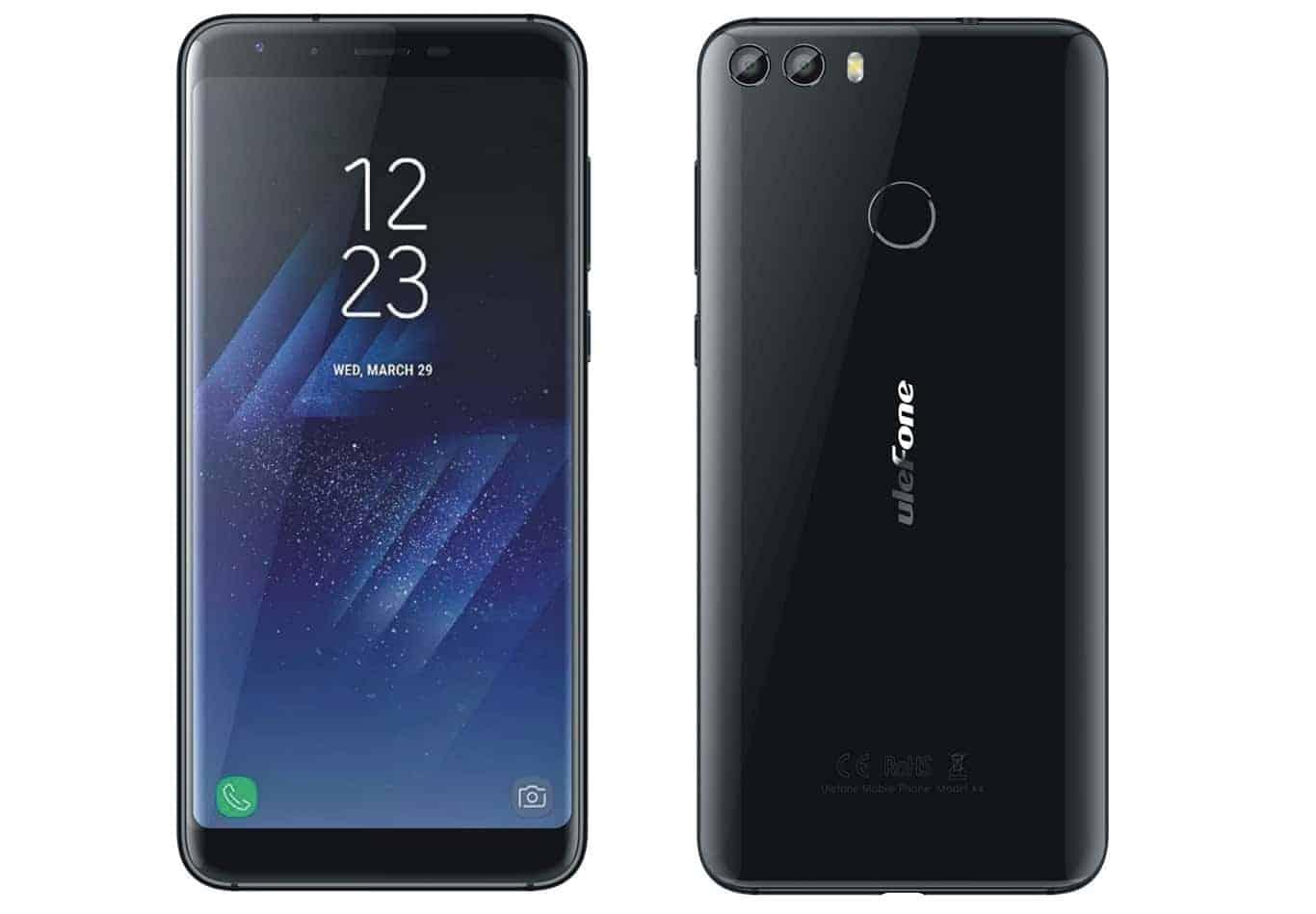 Ulefone F2 First Phone To Sport An 'Infinity Display' & 8GB RAM