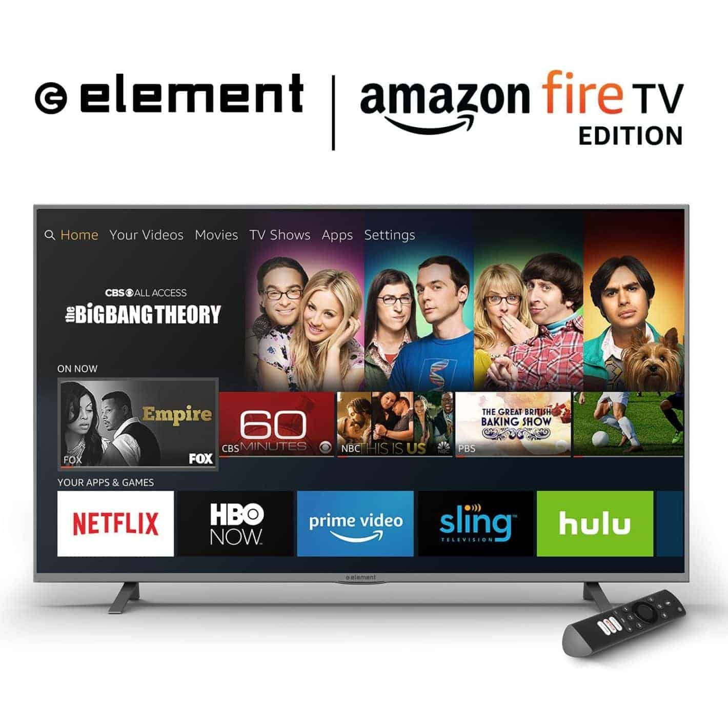 Westinghouse Element Amazon Fire TV Edition 1