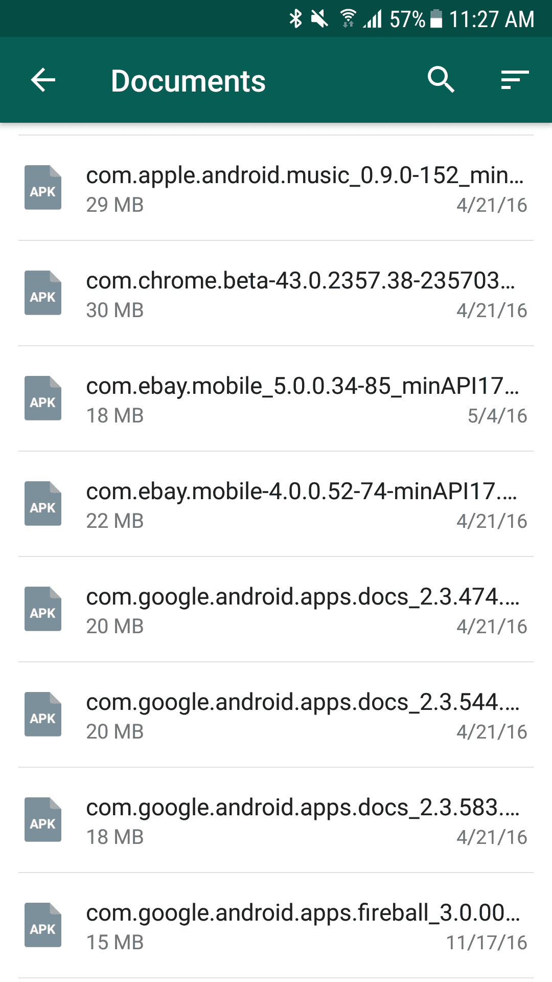 WhatsApp File Sharing Android Police 1