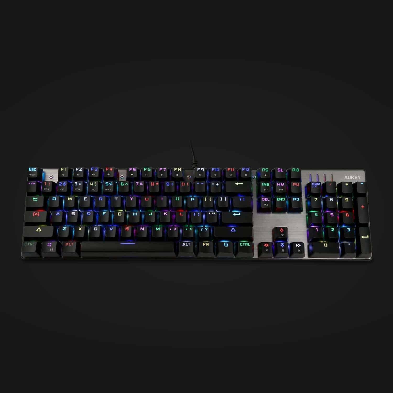 aukey mechanical keyboard 4