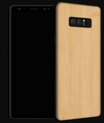 dbrad Galaxy Note 8 Skin Wood