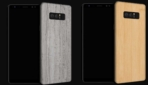 dbrand Samsung Galaxy Note 8 Skins Mockup