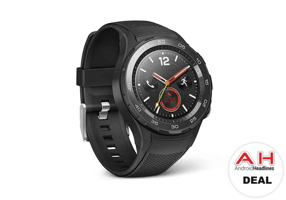 Deal: Huawei Watch 2 Android Wear Smartwatch for $179