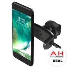 Pick Up the iOttie Easy One Touch Air Vent Car Mount for $14 – 7/21/17