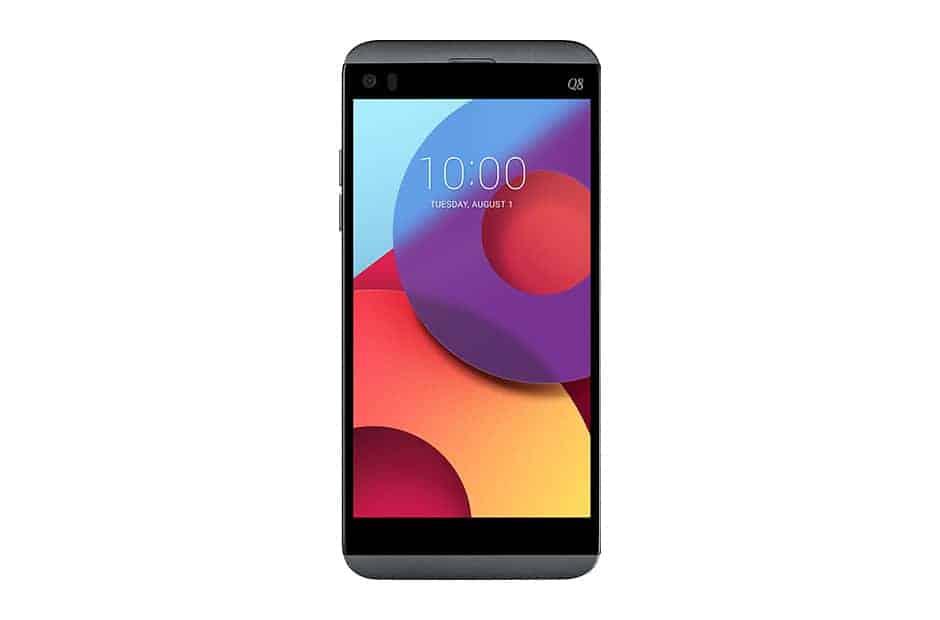 lg smartphone LG Q8 medium01