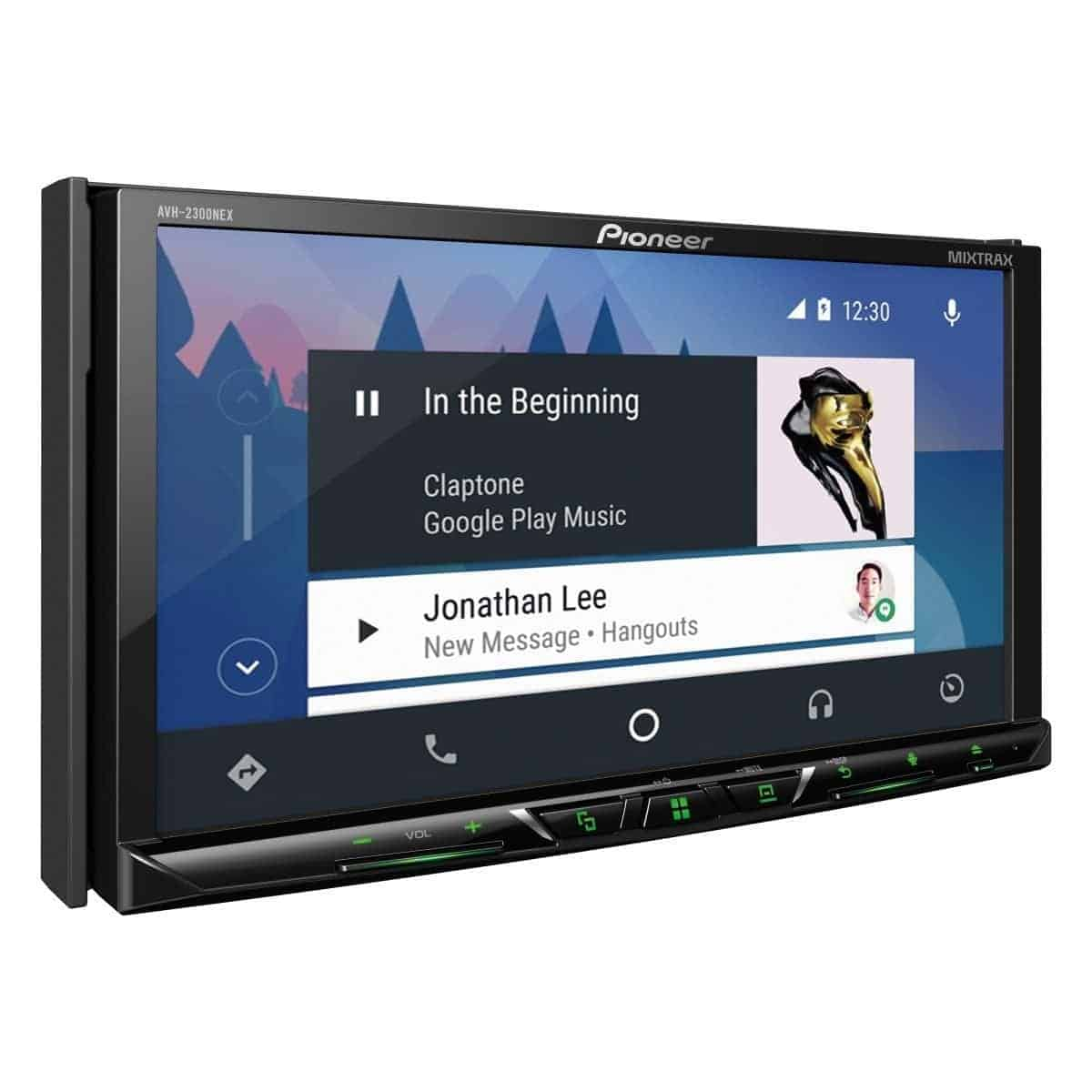 Android auto pioneer s latest head units are now available androidheadlines com