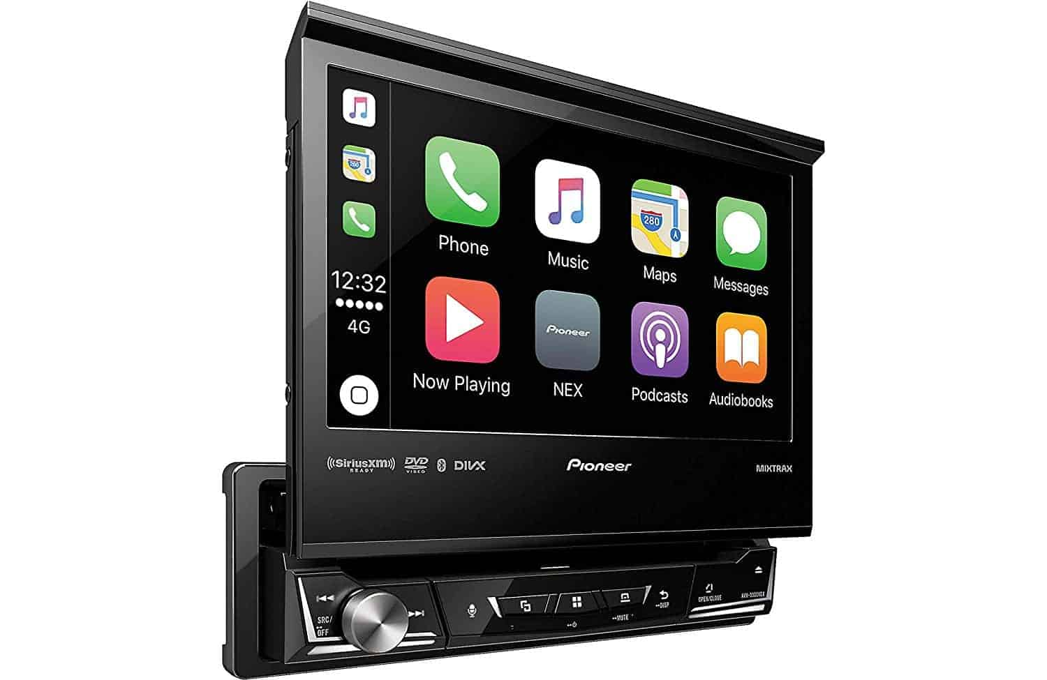 android auto pioneer 39 s latest head units are now available. Black Bedroom Furniture Sets. Home Design Ideas