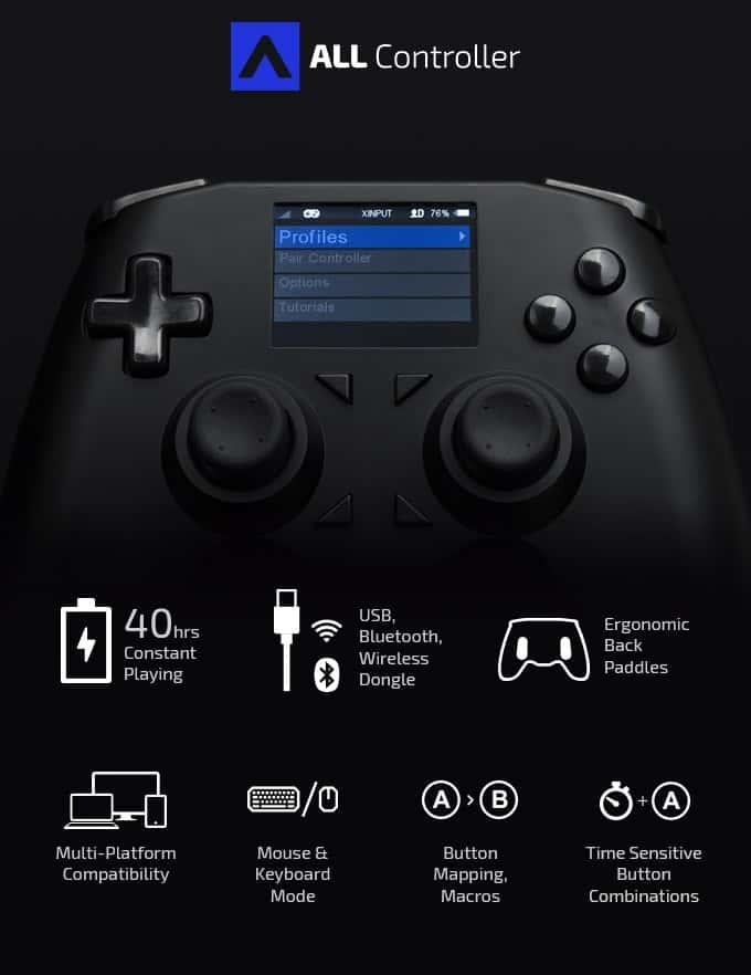All Controller Kickstarter 01