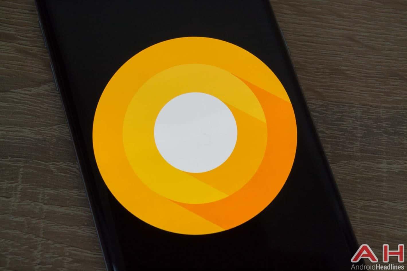 Android Oreo Logo AH 4 of 4