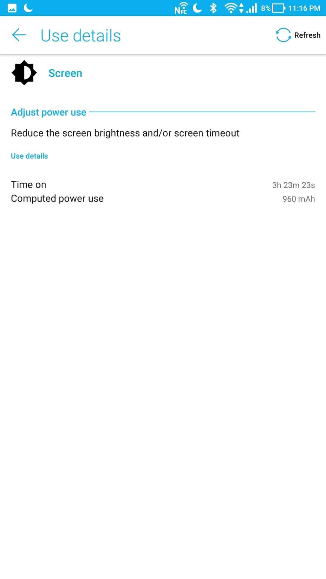 Asus Zenfone AR AH NS Screenshots battery 2