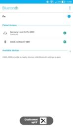 Asus Zenfone AR AH NS Screenshots sound aptx