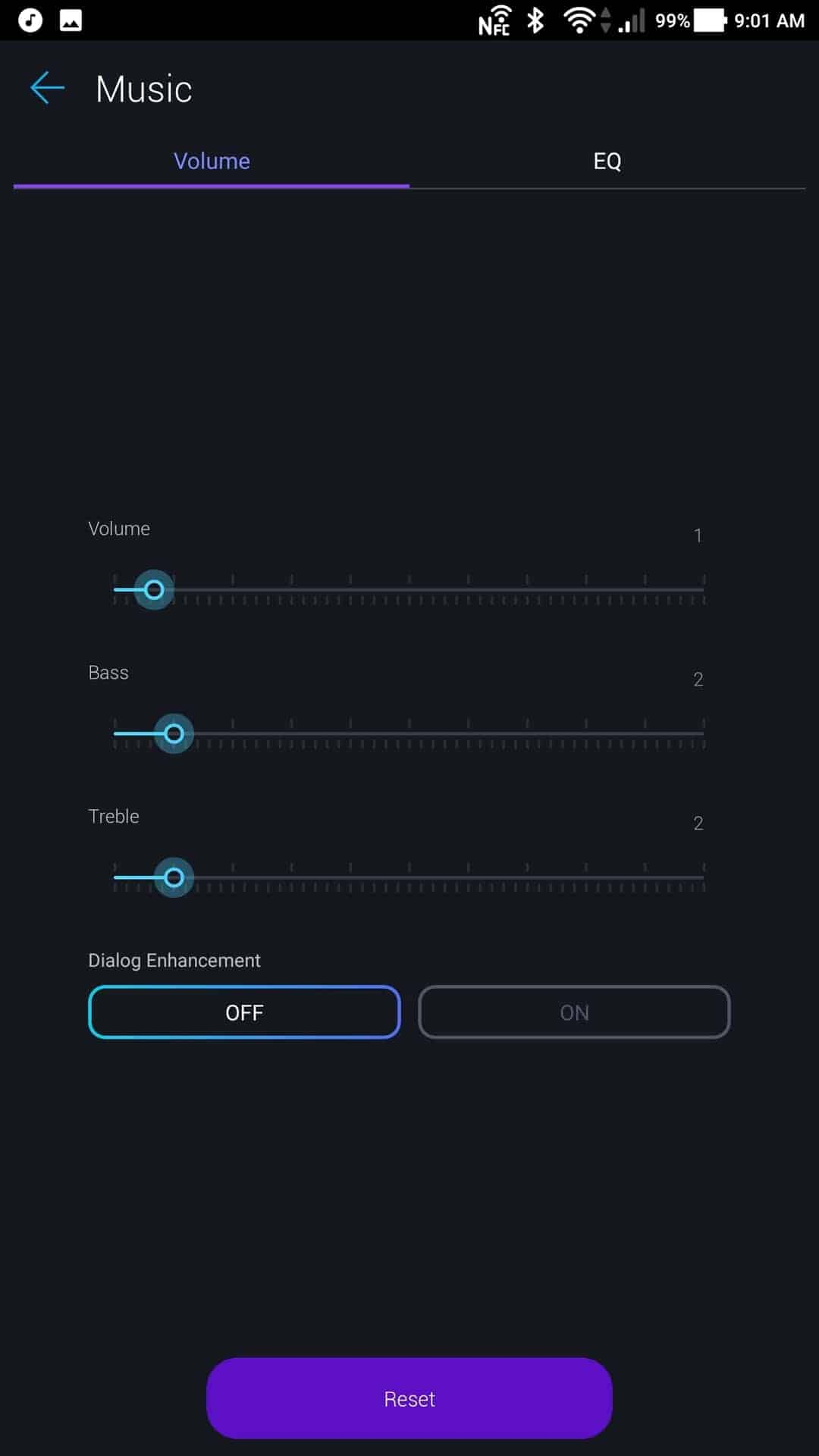 Asus Zenfone AR AH NS Screenshots sound dts 4