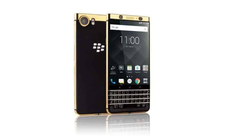BlackBerry KEYone Gold 2