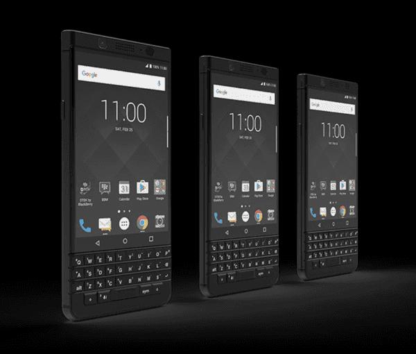 BlackBerry KEYone (Black Edition)